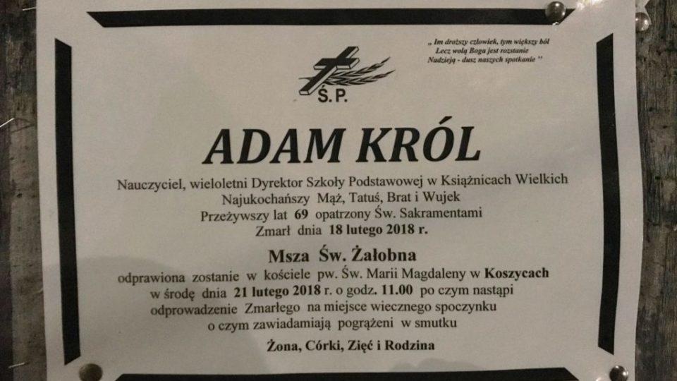 Adam Król