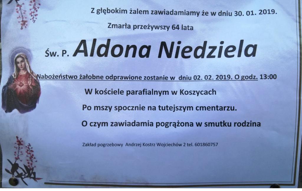 Aldona Niedziela