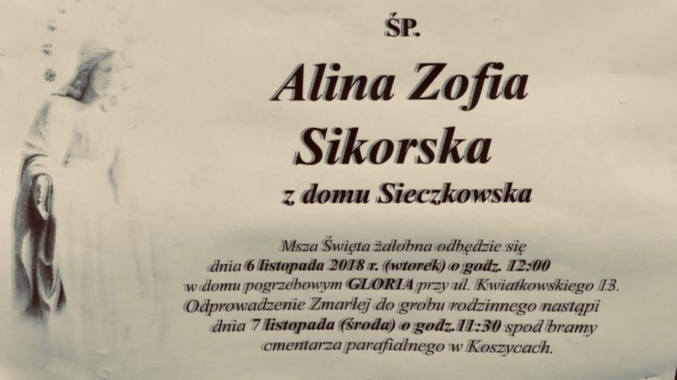 Alicja Sikorska