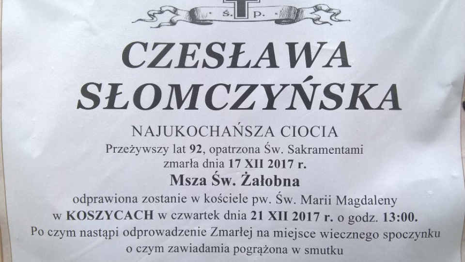 Czesława Słomczyńska