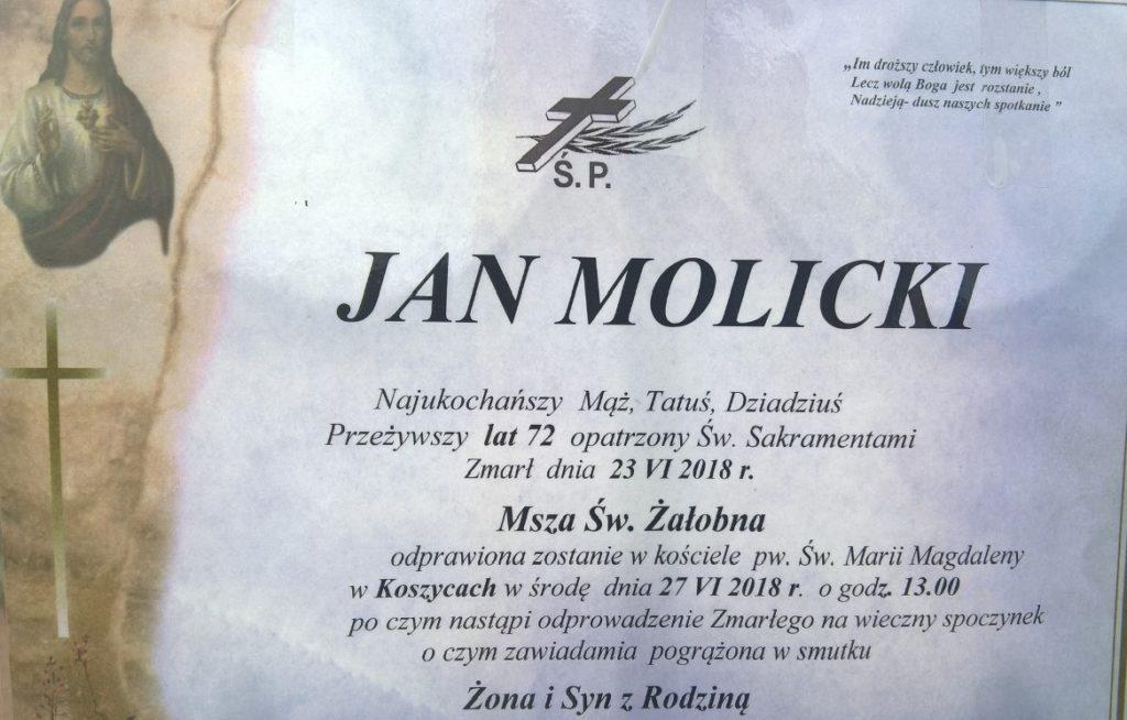 J. Molicki