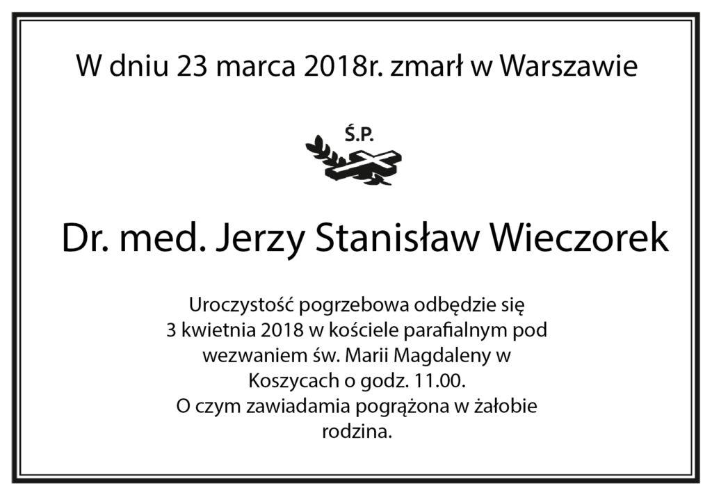 Klepsydra Jerzy Wieczorek