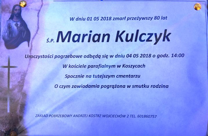Marian Kulczyk