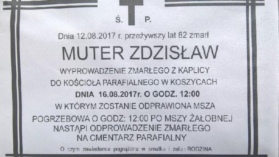 Muter Zdzisław