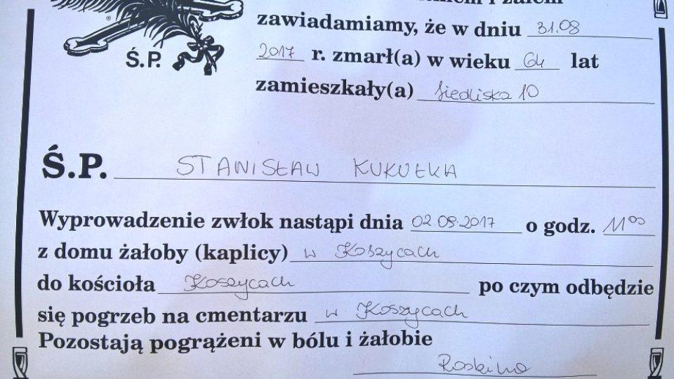 StanisławKukułka