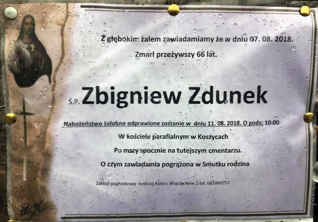 Z. Zdunek